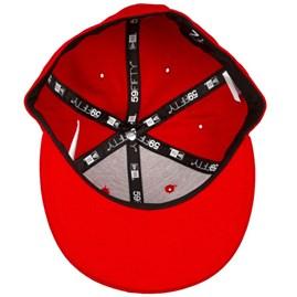 Boné Troy Lee Logo Vermelho