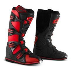 Bota Motocross e Trilha Pro Tork Combat 4 Black/Red