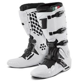 Bota Motocross Jett Lite Branco