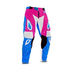 Calça Jett Mod. Evolution 2 Rosa/Azul Claro