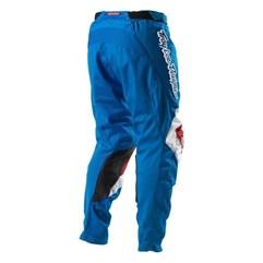 Calça Motocross GP Mirage Troy Lee Azul/Branco