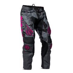 Calça Motocross Infantil Jett Factory Edition 3 Pink
