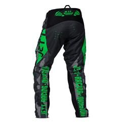Calça Motocross Infantil Jett Factory Edition 3 Verde