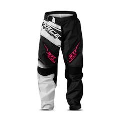 Calça Motocross Infantil Jett Factory Edition Neon Pink