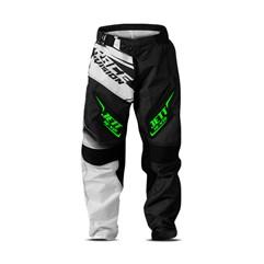 Calça Motocross Infantil Jett Factory Edition Neon Verde