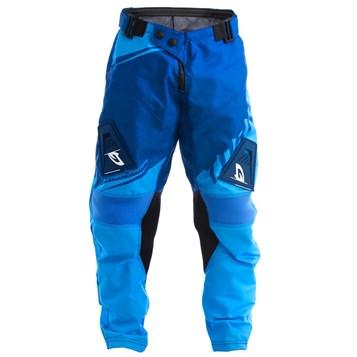 Calça Motocross Infantil Pro Tork Factory Edition Azul