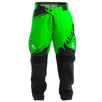 Calça Motocross Infantil Pro Tork Factory Edition Preto/Verde