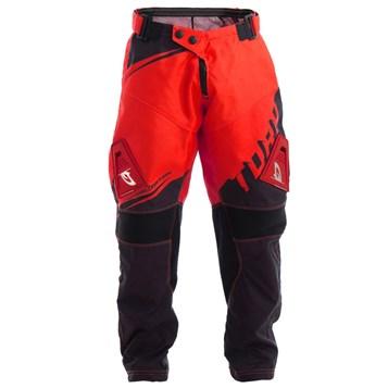 Calça Motocross Infantil Pro Tork Factory Edition Preto/Vermelho