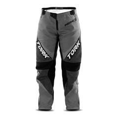 Calça Motocross Infantil Pro Tork Insane X Cinza