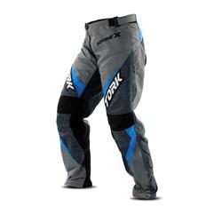 Calça Motocross Insane X Cinza e Azul