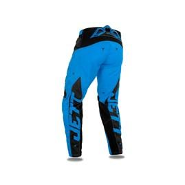 Calça Motocross Jett Evolution 2 Preto/Azul
