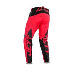 Calça Motocross Jett Evolution 2 Preto/Vermelho