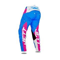 Calça Motocross Jett Evolution 2 Rosa/Azul Claro