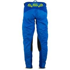 Calça Motocross Jett Evolution Azul/Amarelo