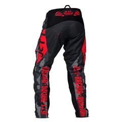Calça Motocross Jett Factory Edition 3 Vermelho