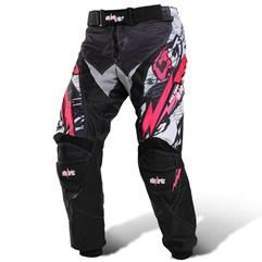 Calça Motocross Pro Tork Eletric Rosa