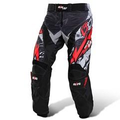 Calça Motocross Pro Tork Eletric Vermelha