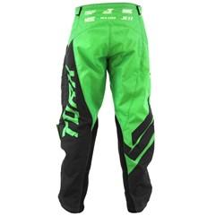 Calça Motocross Pro Tork Factory Edition Preto e Verde