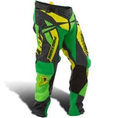 Calça Motocross Pro Tork Fleet Verde/Preto