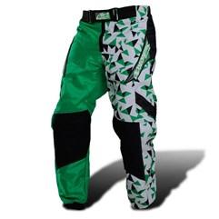 Calça Motocross Pro Tork Geometric Verde
