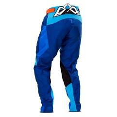 Calça Motocross Pro Tork KTM Factory Edition Azul - Laranja