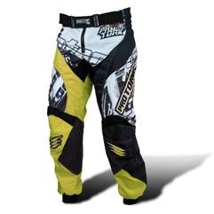 Calça Motocross Pro Tork PS788 Amarelo