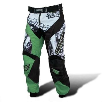 Calça Motocross Pro Tork PS788 Verde