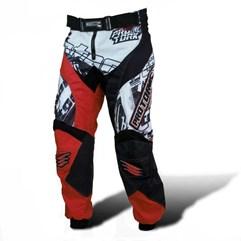 Calça Motocross Pro Tork PS788 Vermelho
