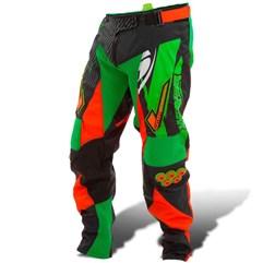 Calça Motocross Pro Tork Vertigo Verde/Preto