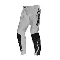 Calça Motocross Trilha Enduro Sportbay Oficial Branco - Preto