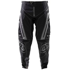 Calça Motocross Troy Lee Adventure Preto