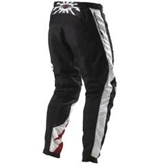 Calça Motocross Troy Lee Cyclops Preto/Vermelho