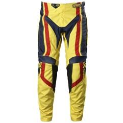 Calça Motocross Troy Lee GP Factory Amarelo