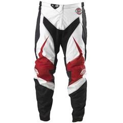 Calça Motocross Troy Lee GP Mirage Preto/Branco