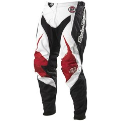 Calça Motocross Troy Lee GP Mirage Preto/Branco