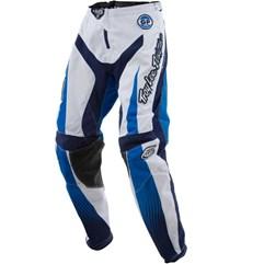 Calça Motocross Troy Lee GP Speed Shop Azul