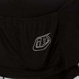 Camisa Bike Troy Lee Feminina Ace Black