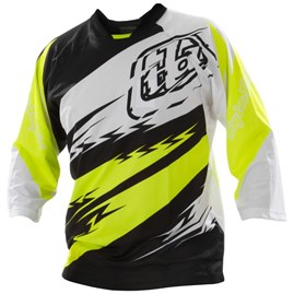 Camisa Bike Troy Lee Ruckus Thunder Yellow