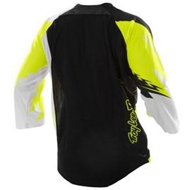 Camisa Bike Troy Lee Ruckus Thunder Yellow