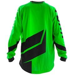 0bca41f0a9628 ... Camisa Motocross Infantil Pro Tork Factory Edition Preto Verde