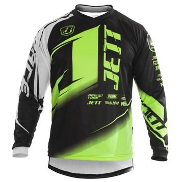 25eae0b66 Camisa Motocross Jett Factory Edition - Sportbay