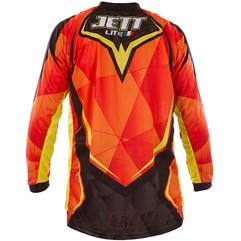 Camisa Motocross Jett Lite Laranja
