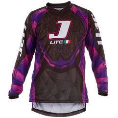 Camisa Motocross Jett Lite Lilás