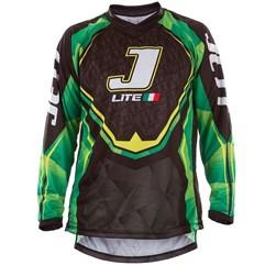 Camisa Motocross Jett Lite Verde