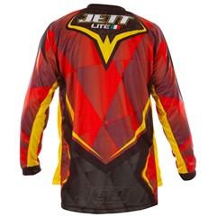Camisa Motocross Jett Lite Vermelho