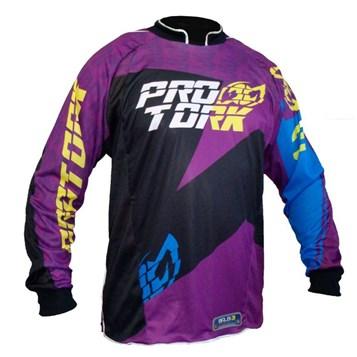 f2ef4fcb8df97 Camisa Motocross Pro Tork Balbi Roxa PT - Sportbay