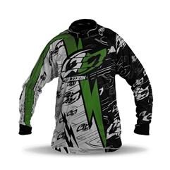 Camisa Motocross Pro Tork Eletric Verde
