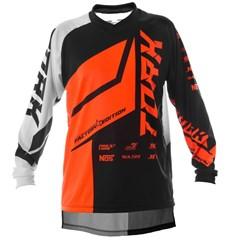 Camisa Motocross Pro Tork Factory Edition Neon Laranja