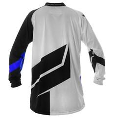 Camisa Motocross Pro Tork Factory Edition Neon Miami Blue