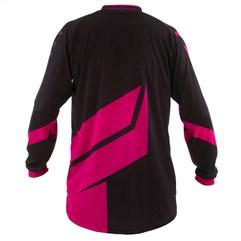 Camisa Motocross Pro Tork Factory Edition Preto/Rosa